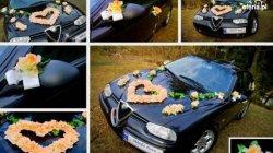 Auta do Ślubu Mińsk Mazowiecki