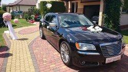 Auto do ślubu i nie tylko - Chrysler 300C i Mazda 3  Tarnów