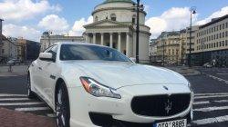 wynajem samochodu Maserati  Chotomów