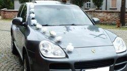 Porsche Cayenne do ślubu  Żyrardów
