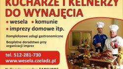 "Kulinaria weselne ""ABSURD"" Czeladź"