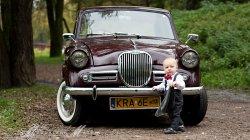 Niespotykany samochód zabytkowy na wyjątkową okazję - Auto do ślubu Skawina