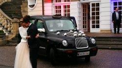 Samochód LONDON TAXI Strumień