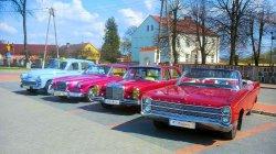 Kabriolet/sportowe coupe/ limuzyna Brańsk