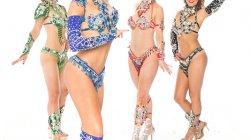 Tancerki samby brazylijskiej - 100% Samba Show Warszawa