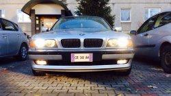 BMW 750i Opole