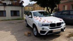 Auto do ślubu BMW X4 Kolno