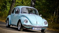 Oryginalny Klasyczny VW Garbus do Ślubu Częstochowa