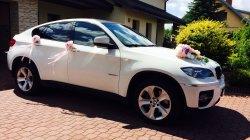 #Samochody weselne# BMW X6, Range Rover EVOQUE- niepowtarzalne! Warszawa