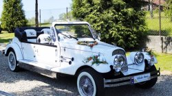 Samochody do wypożyczenia na ślub wesele Nestor Baron, Chrysler 300C Mińsk Mazowiecki