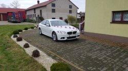 *~*Najlepsze Usługi*~* BMW F10 Mpakiet Alpijska Biel Białystok