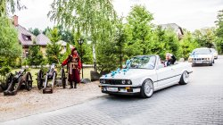 BMW E30 CABRIO  Do Ślubu i nie tylko<-  Łódź