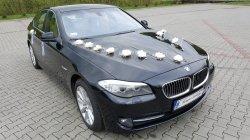 Samochód/Limuzyna do ślubu BMW F10 Nowy Sącz