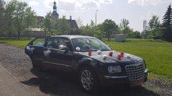 Chrysler 300c Ślub i inne ważne okazje Opolskie Śląskie Dolnośląskie Opole