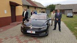 Luksusowy VW Passat B8 Highline 2015 +atrakcje! -śląsk Cieszyn