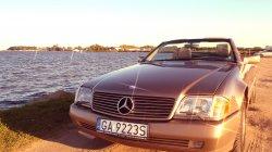 Kabrioletem do ślubu, Mercedes SL 500 Trójmiasto