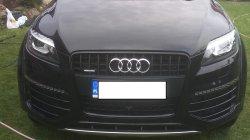 Audi Q7 w12 CZARNY  Sosnowiec