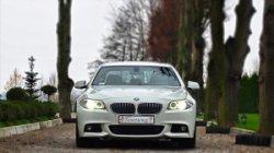 BMW 5 Warszawa