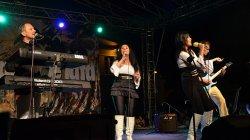 Lena z zespołem Gostynin
