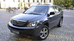 Lexus RX400h. Luksus sam w sobie... Minsk Mazowiecki