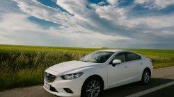 Piękna Mazda 6 w kolorze białej perły! Rybnik