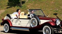 Kabriolet do ślubu Zabytkowe samochody na ślub RETRO auta na wesele Pruszków