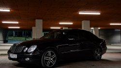 Mercedes E-klasa W211 Łódź