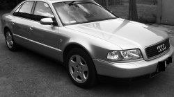 Tanio zawiozę do ślubu,wesele samochodem Audi A8 4.2  Międzyrzec Podlaski