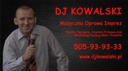 DJ Kowalski Wodzirej na Wesele Wałbrzych