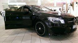 Mercedes CLA Kraków