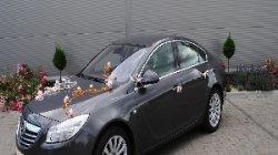 Auto Samochód Kierowca Do WESELA Przewóz Ekskluzywna INSIGNIA ślub Białystok