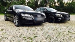Mercedes CLA/ Audi A7 sline  Nowy Sącz