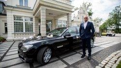 luksusowy samochód BMW 7 na wesele! bydgoscz