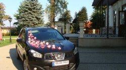 auta weselne Pleśna