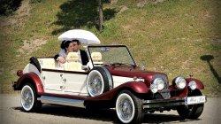 RETRO zabytkowe samochody do wynajęcia na ślub Luksusowe auta Ostrów Mazowiecka