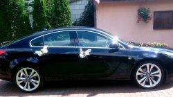 Opel Insignia do ślubu Szydłowiec