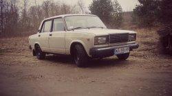Auto do ślubu - Łada 2107 Warszawa