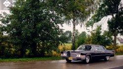 Zjawiskowy czarny Cadillac Leżajsk