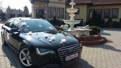 Audi A8 do ślubu !!! Dąbrowa Górnicza