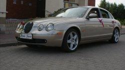 Wynajem auto limuzyna Jaguar s type Szamotuły