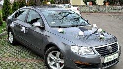 Luksusowy samochód do ślubu Żywiec