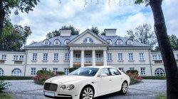 Bentley, Maserati, Jaguar, Phantom- Najlepsze auta do ślubu  Gdańsk