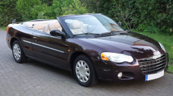 Chrysler Sebring Kabriolet V6 Wrocław
