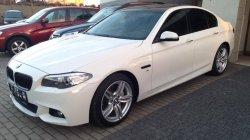 Białe NOWE BMW do ślubu !  Żukowo