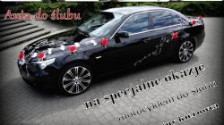 Auto do ślubu Wieluń - Sieradz - Wieruszów - Bełchatów Wieluń