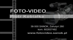 Filmowanie, Fotografowanie sanok