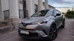 Toyota C-HR na ślub Toruń