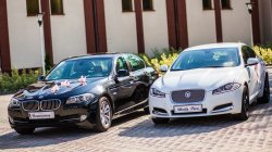 Limuzyny do wesel  Jaguar  BMW Warszawa