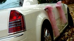Wynajmę Auto dom ślubu Chrysler 300c 5,7 hemi biały  ŁYSZKOWICE