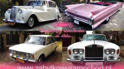 Wyjątkowe Samochody Zabytkowe na Wyjątkowe Okazje !!! Jasło